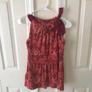 Ann Taylor Halter Top - Small